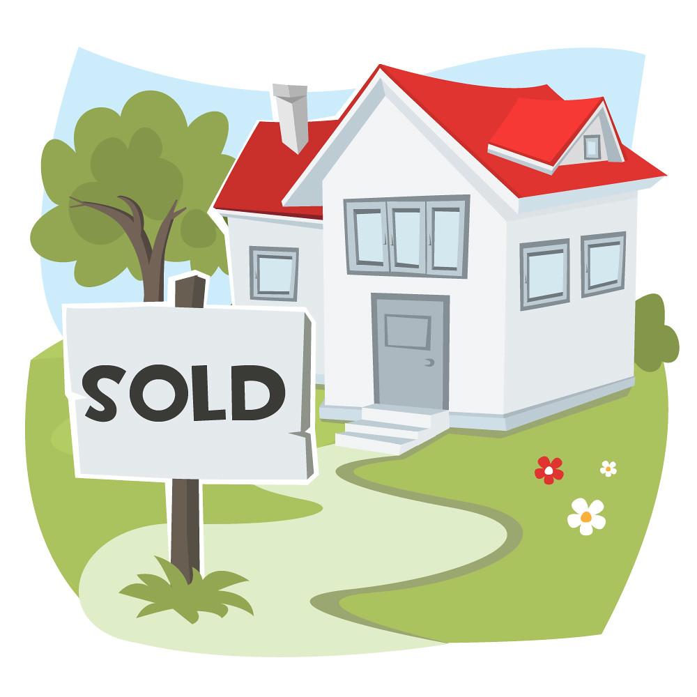 Image result for sold sign real estate