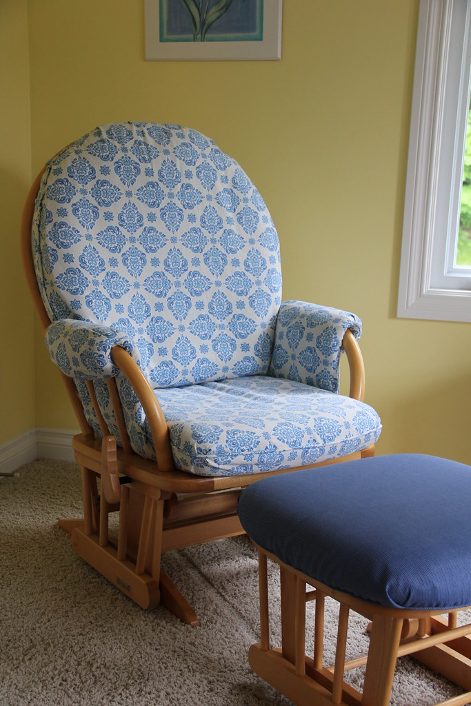 ... Rocking Chair Slipcover   After | By Twinfibers