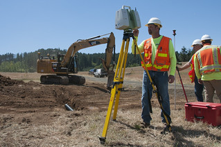 ODOT Geometronics field demonstration | by OregonDOT