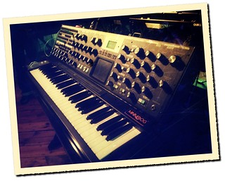 Moog Voyager 40 | by RandomConnections