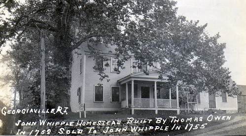 Whipple Homestead | by Smith-Appleby House Museum