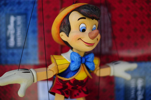 Pinocchio | by Express Monorail