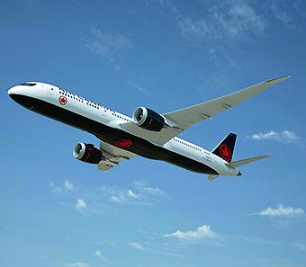Air Canada B787-9 new livery 2 (Air Canada)