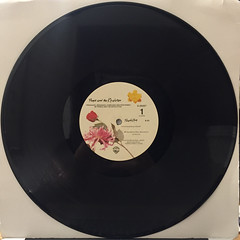 PRINCE AND THE REVOLUTION:PURPLE RAIN(RECORD SIDE-A)