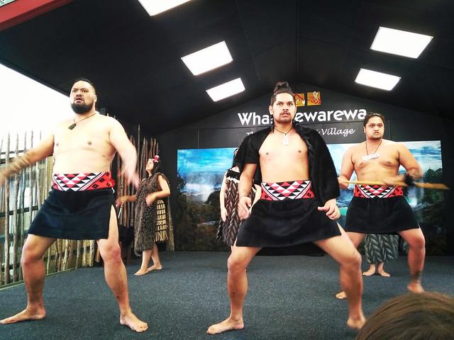 Whakarewarewa Maori Koyu