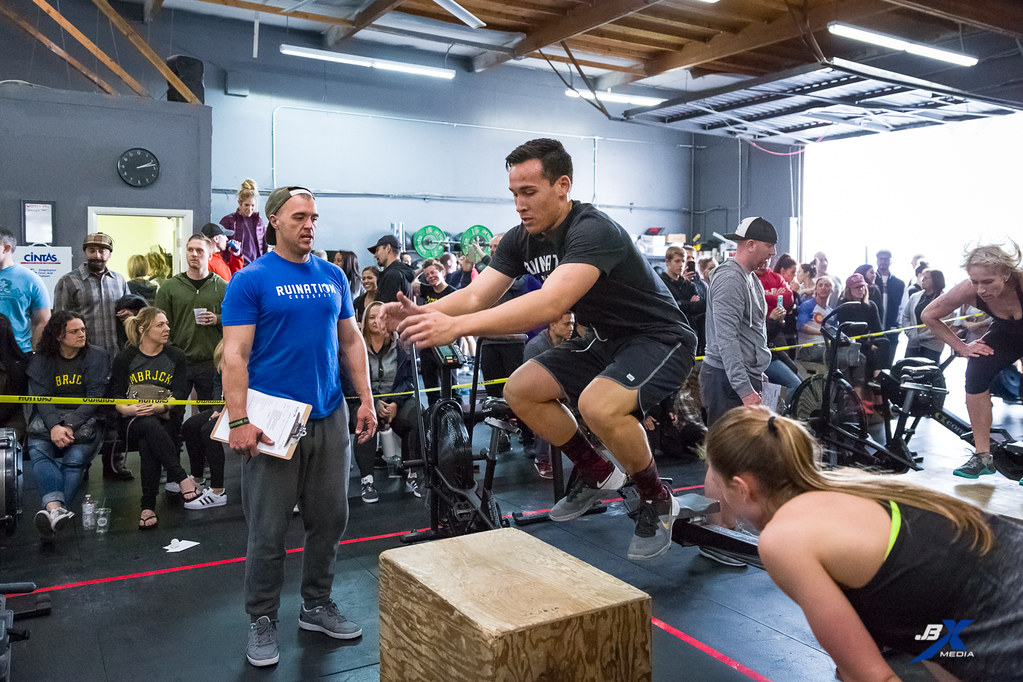 2017 Cupid's Massacre at Ruination CrossFit