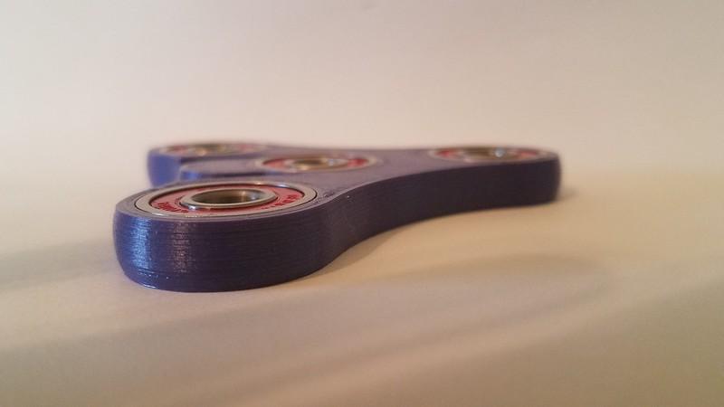 Destiny inspired fidget spinner