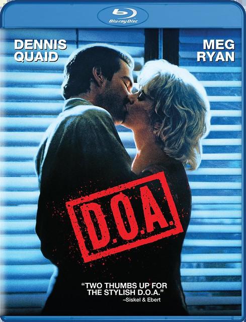 D.O.A. - 1988 - Poster 4