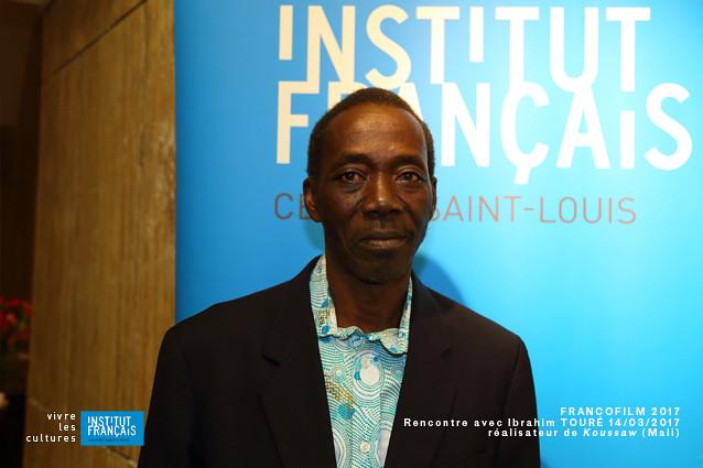 Francofilm 2017 - rencontre avec le réalisateur Ibrahim Touré