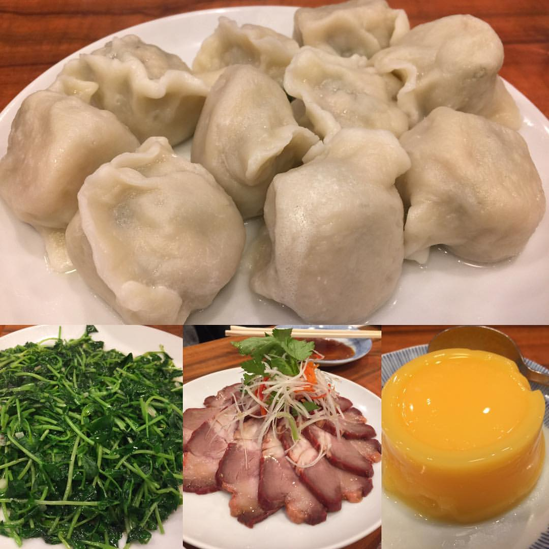 餃子凄い美味しい!#delicious #dumplings #foodie #yokohama #chinatown #datenight