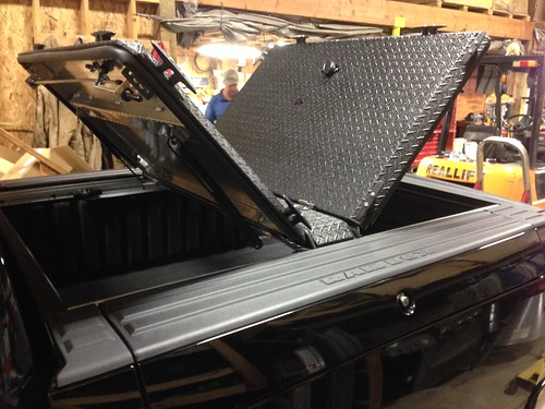 Rambox Truck Bed Cover