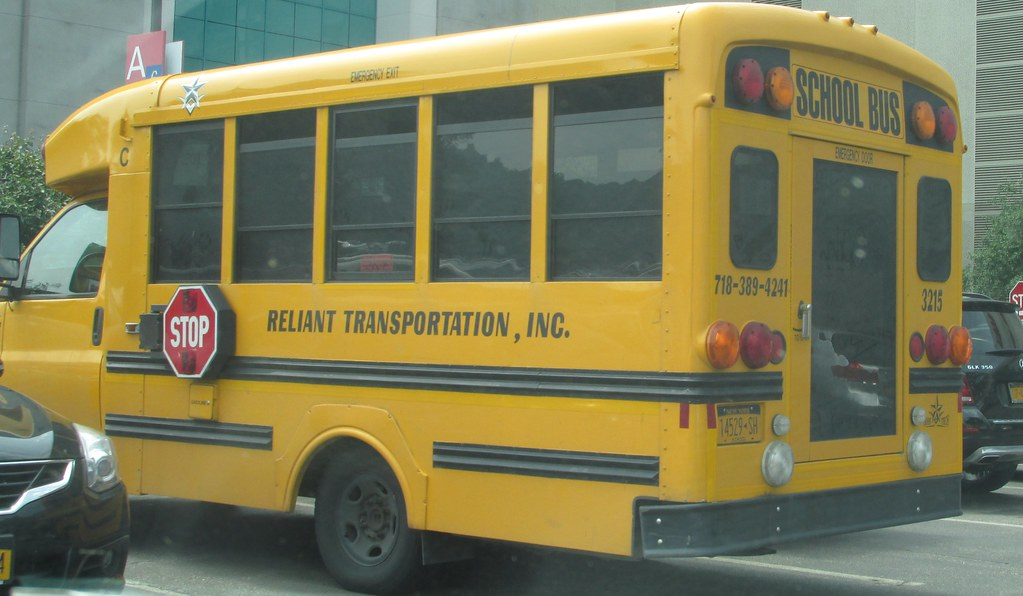 reliant transportation school buses