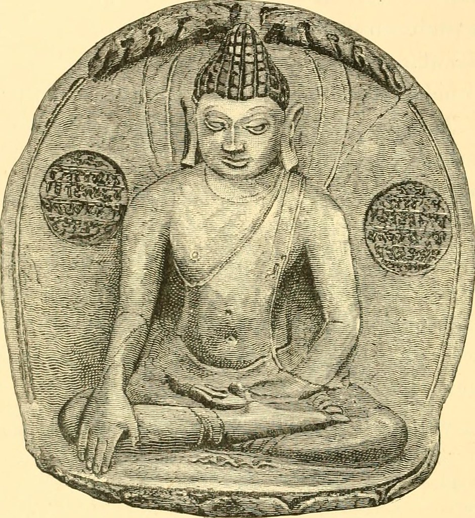 contrast hinduism and buddhism religions