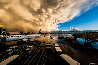 Airport Storm | by Grempz