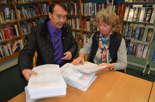 Whickham Library petition Feb 17  (2)