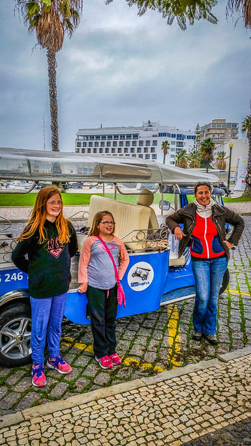 Far Eco Tuk Tuk Algarve Portugal