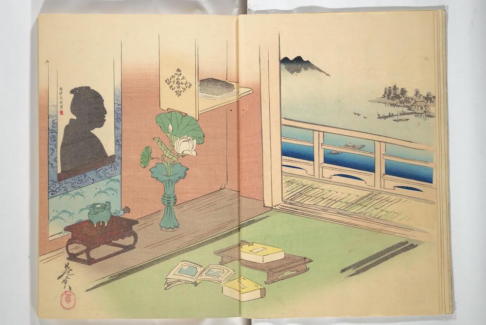 japan Shibata Zeshin