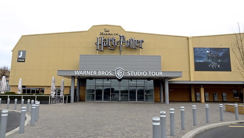 The Making of Harry Potter. Warner Bros Studio Tour. London. | by elsa11