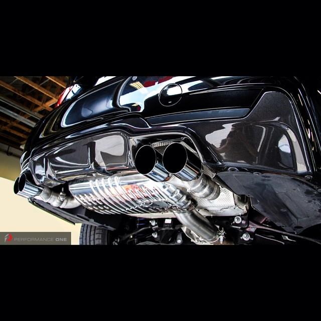 #bmw #4series #435 #f32 Eisenmann Race quad exhaust with 3D Design rear carbon fiber diffuser #eisenamnn #exhaust #eisenmannrace #3ddesign #carbonfiber #bmwperformance #performanceone @indstyle @eisenmannexhaust @3ddesign @3ddesignna @3ddesign_japan