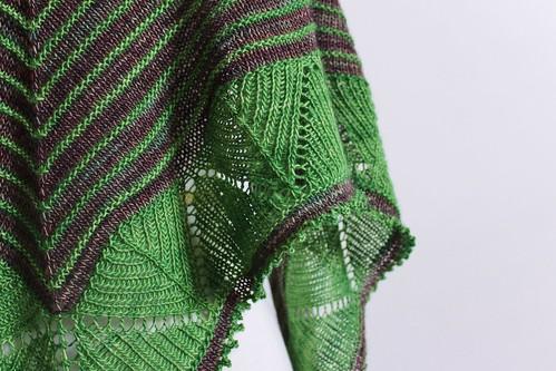 Knit pattern Leventry on ravelry. Madelinetosh merino ligh ...