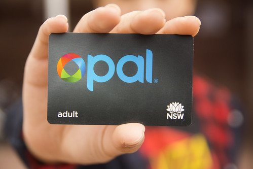 Opal Card | by Kokkai Ng
