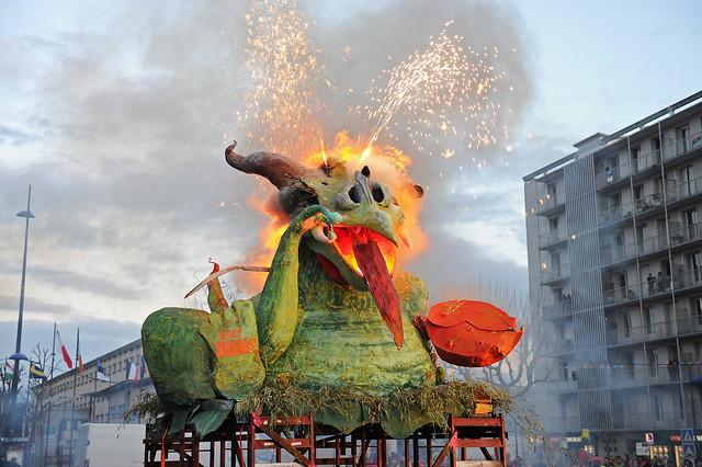 Carnaval de Romans 2017