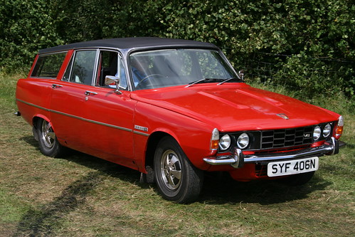 1974 Rover 3500 S estate