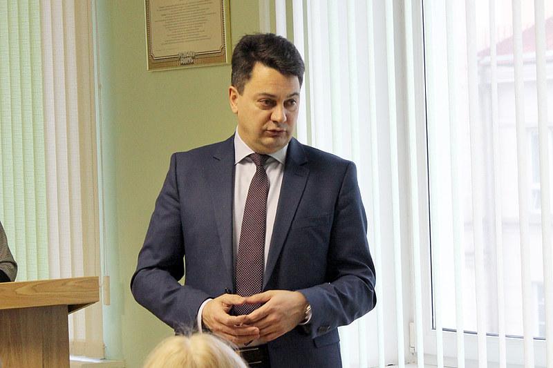 """Игорь Дудич, РУП """"Белсоюзпечать"""""""