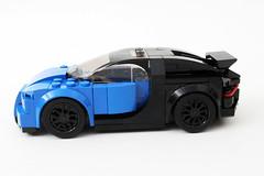 LEGO Speed Champions Bugatti Chiron (75878)