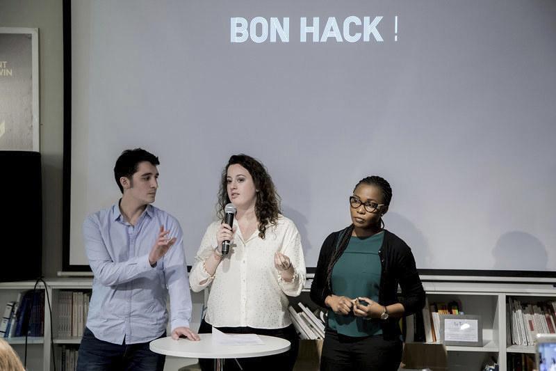 Hackathon #HackEgalitéFH