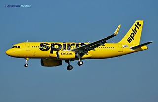 320.232-SHK SPIRIT AIRLINES F-WWDS 7635 TO N647NK 14 03 17 TLS