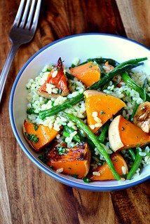 Green Bean and Butternut Squash Salad | by FrugalFeeding