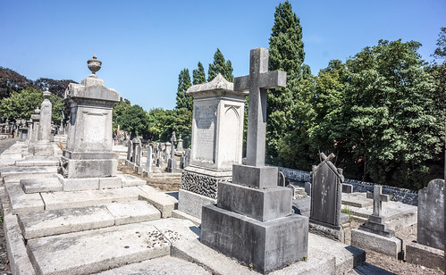 Mount Jerome Cemetery and Crematorium [Harold's Cross Cemetery] | by infomatique