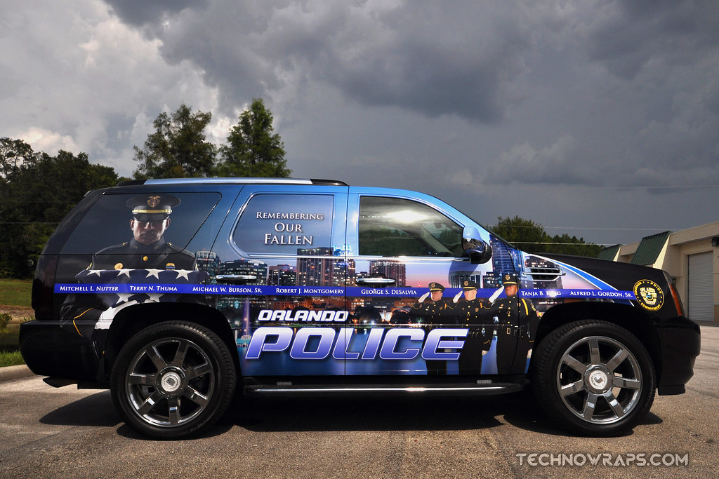Police Vehicle Graphics Flickr