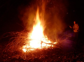 Bonfire, Sherwood Forest Court | by Tatiana12
