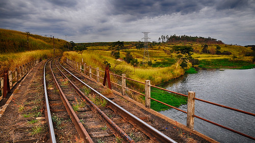 The Tracks to Where... | by darrencornwell