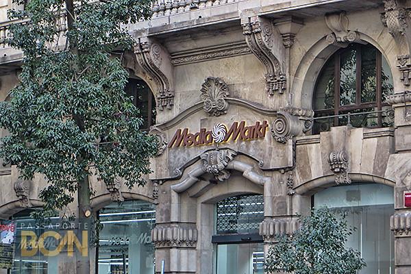 comprar eletrônicos em Barcelona