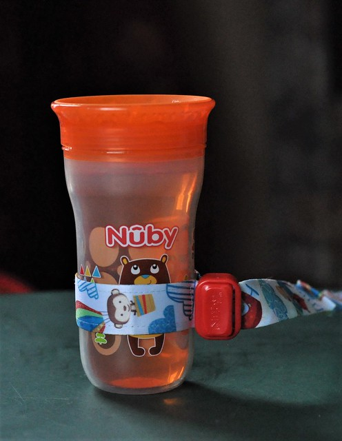 Nuby No Spill Insulated 360 Wonder Cup