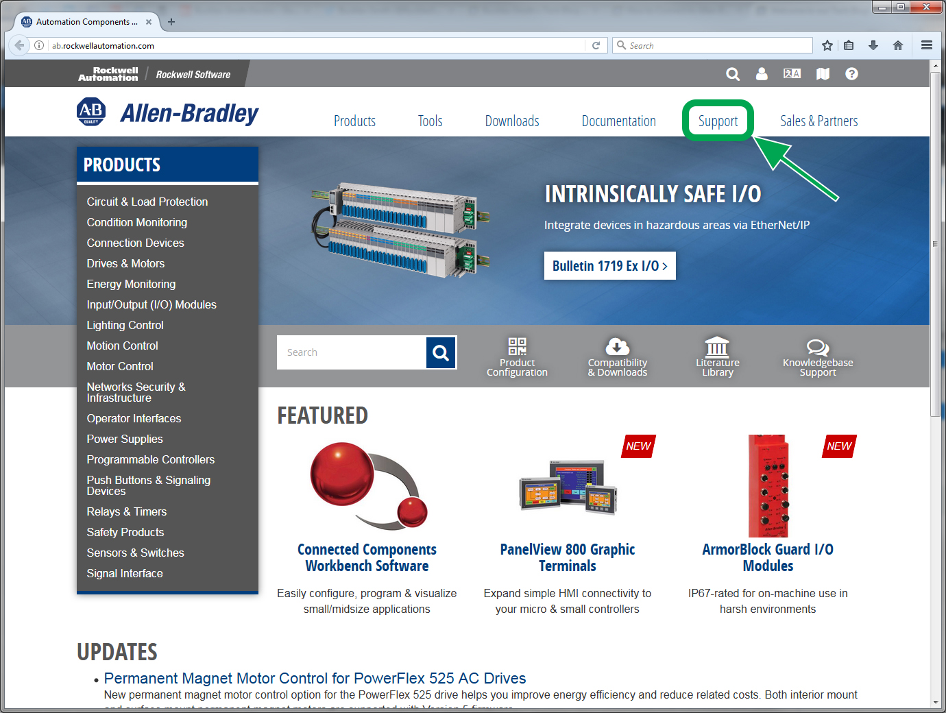 How to Search for Allen-Bradley Product Lifecycle Status