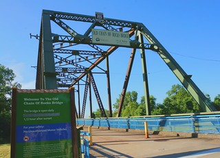Chain of Rocks Bridge, Route 66, Missouri | by RoadTripMemories