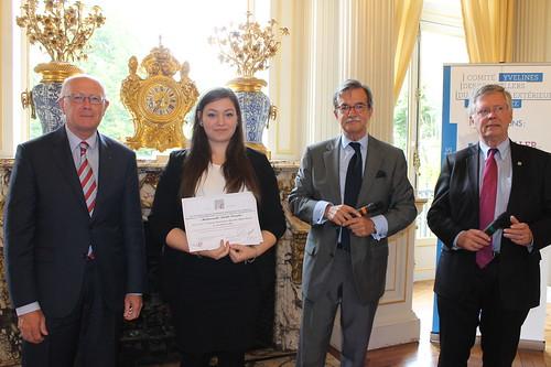 Prix du comit yvelines des conseillers du commerce ext ri for Conseiller commerce exterieur