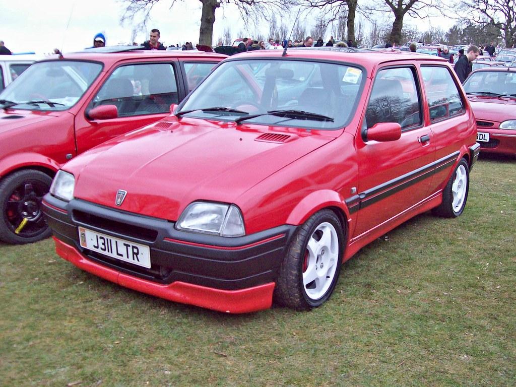 538 Rover Metro Gti 1992 Rover Metro Gti 1990 95 Engin Flickr