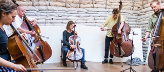 3 CELLOS 3 BASSES | by andynew