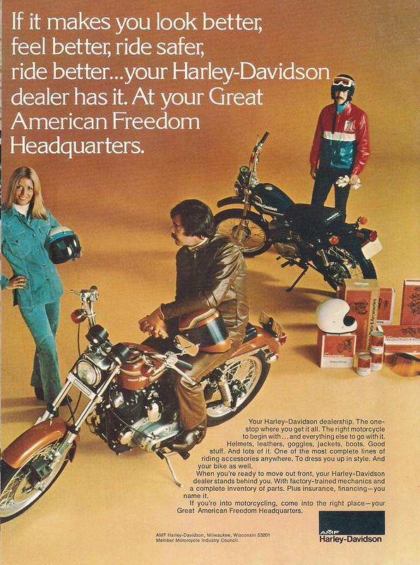 Harley-Davidson Evel Knievel 3
