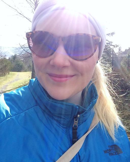 Ooo-ooh February sunshine, you make me feel so fine 🌞