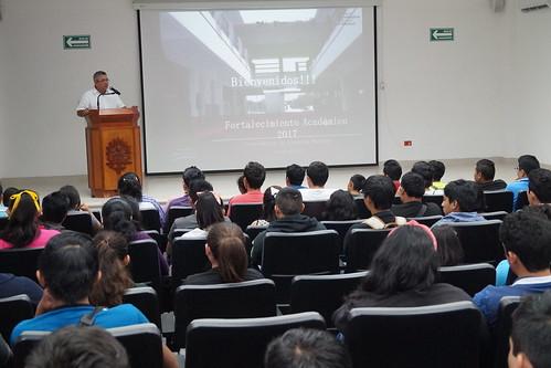 Inicio Curso de Fortalecimiento 2017