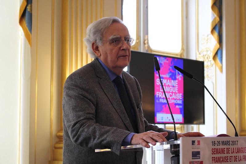 Bernard Pivot - Semaine de la langue française et de la francophonie