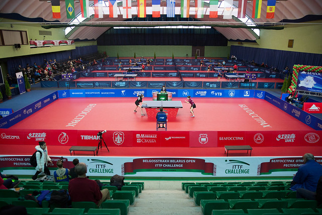 Day 1 - 2017 ITTF Challenge Belgosstrakh Belarus Open