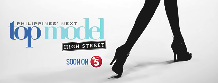 Philippines' Next Top Model High Street starts on March 21