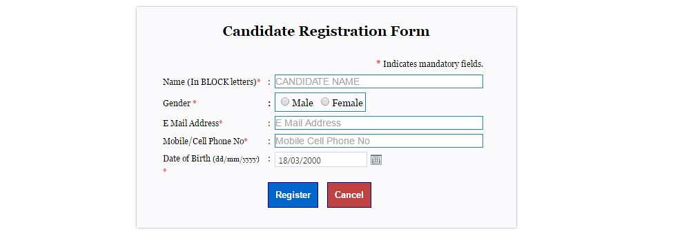 CMC vellore Application Form